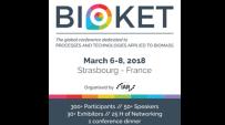 CONFERENCE BIOKET – 6 au 8 Mars 2018 – STRASBOURG